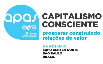 APAS 2013 – 29º Congresso e Feira de Negócios em Supermercados