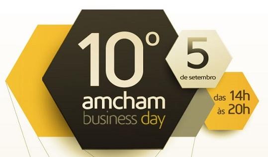 SM Consultoria, Treinamentos e Palestras no AMCHAM Business Day 2013