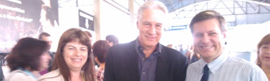 Sergio Miorin na Palestra de Max Gheringer
