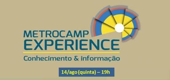 Metrocamp Experience com Sergio Miorin