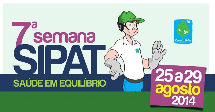 SIPAT Parque Dom Pedro Shopping 2014