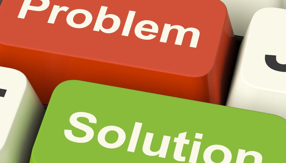 Os problemas podem ser bons?